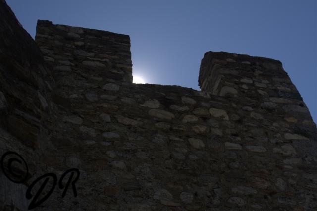 Sonne, Burg