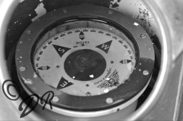 Segeln, Kompass