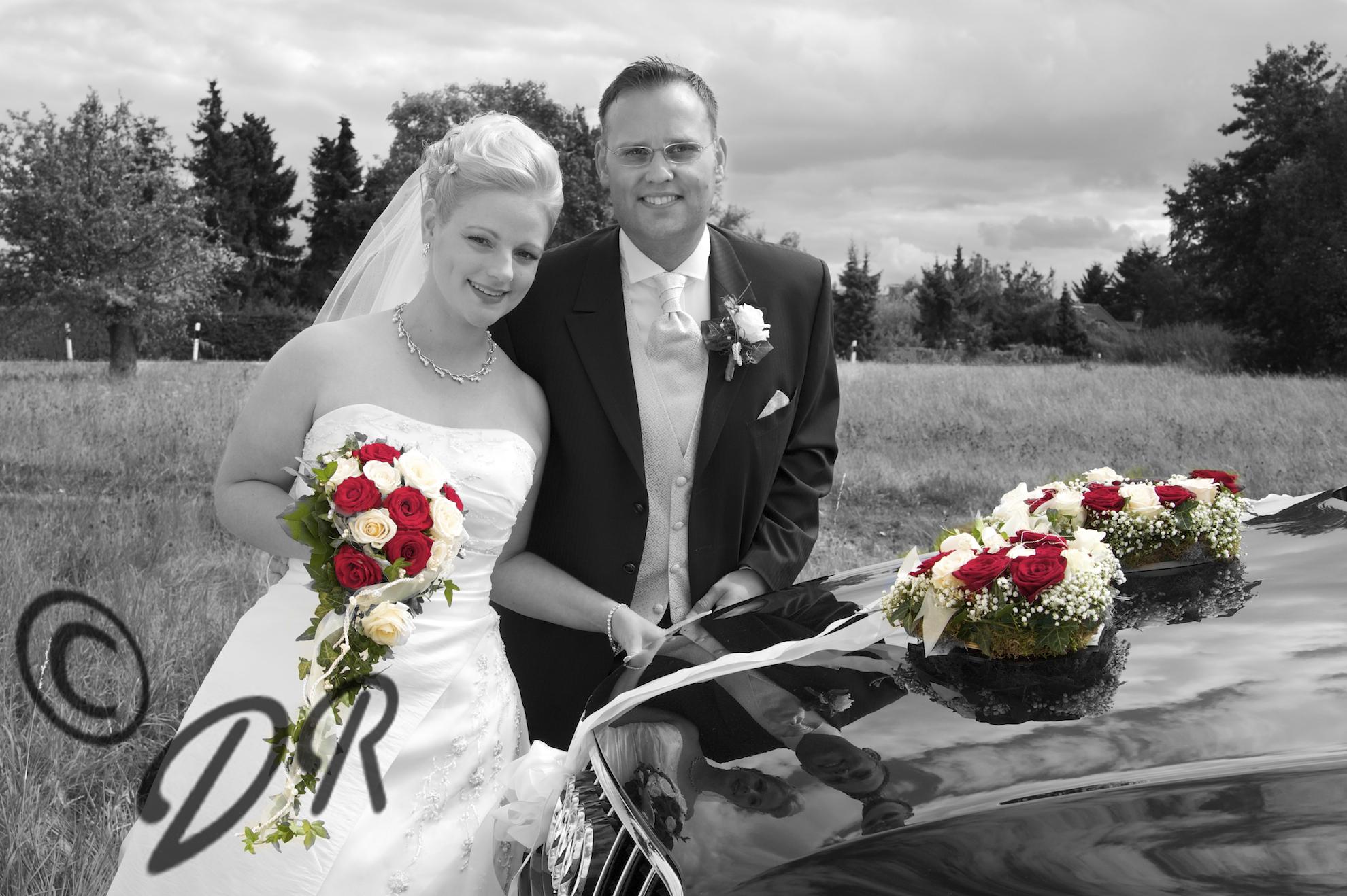 Hochzeit, Colour Key
