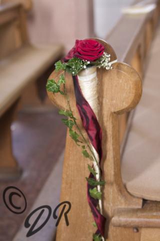 Hochzeit, Rose